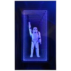 Stormtrooper Medium Mirror Wall Decoration