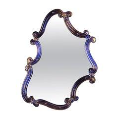 Storti Co L'Oro Diagonal Mirror by Ongaro & Fuga