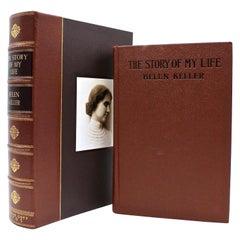 """Story of My Life"" by Helen Keller, Signed by Helen Keller, 1905"