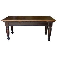 Stout Legged Farm Table