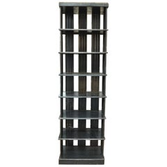 Strafor Shelf Column Cabinet, 1920s