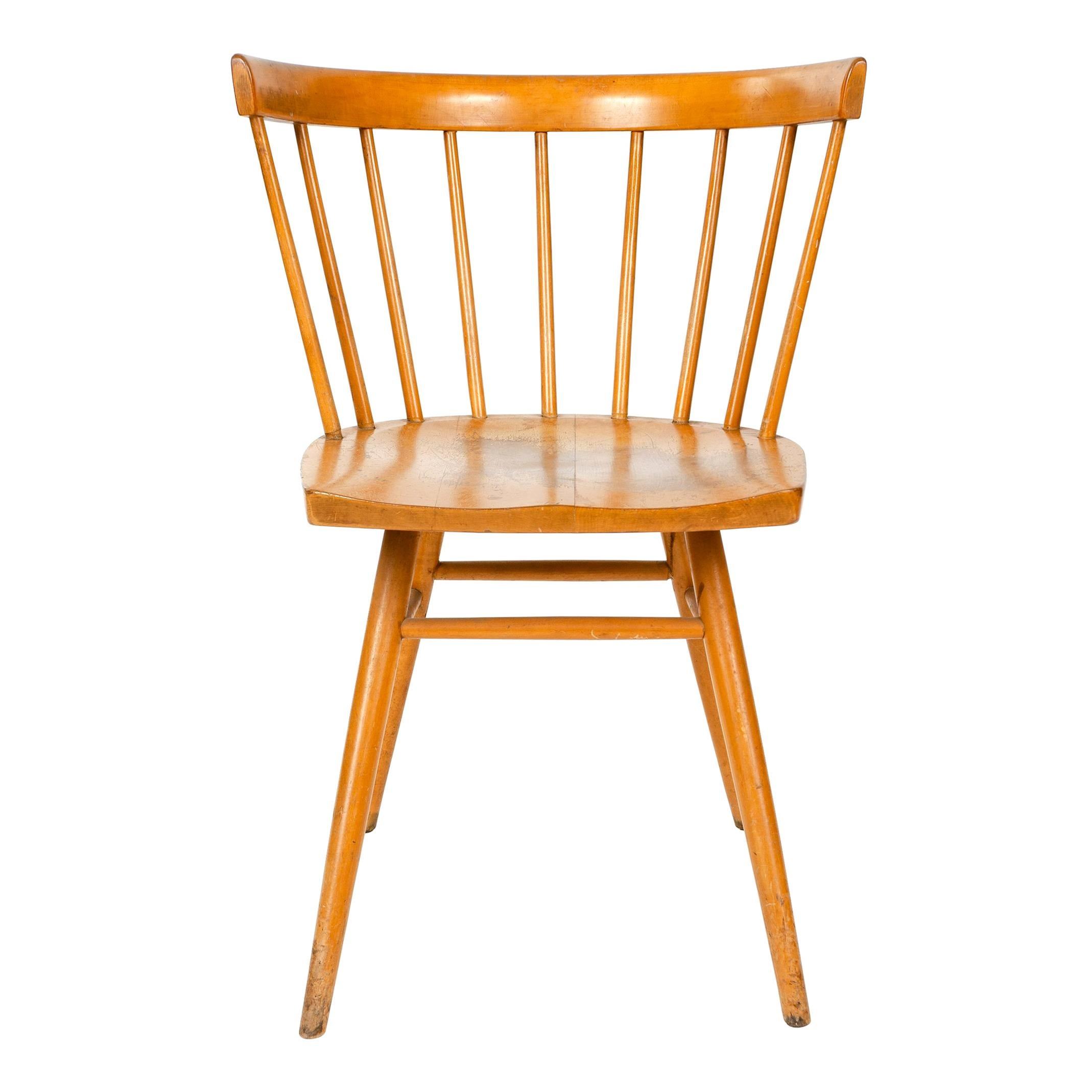 1940s Straight Chair by George Nakashima