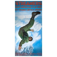 Streamers 1976 US Three Sheet Theatre Poster