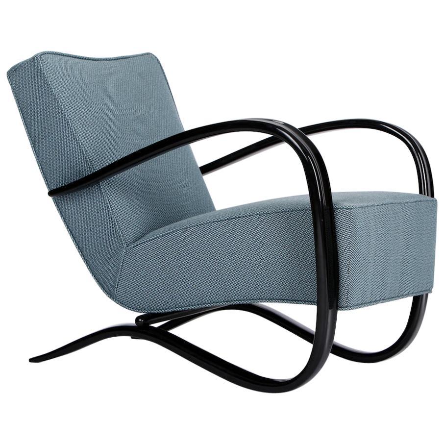 Streamline Chair H 269 by Jindrich Halabala for Spojene Up Závody, 1930s