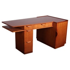 Streamline Desk by Edward Wormley for Dunbar