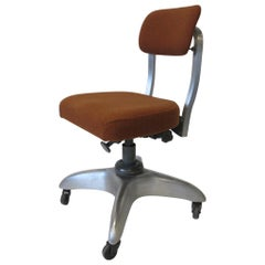 Streamline / Industrial Desk Chair by General Fireproofing Co.