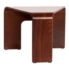 Stressless 45 ° Wood Side Table Brown Dark Brown Table