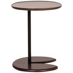 Stressless Wood Side Table Dark Brown Table