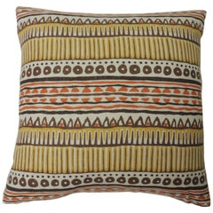 "Stripe ""Bahia"" Multi-Color Decorative Pillow"