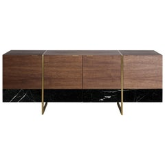 Stripe Sideboard for Marbleous by Buket Hoşcan Bazman