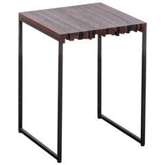 Striper End Table