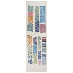 Stripes, Handtufted, Wool, Aoi Huber Kono
