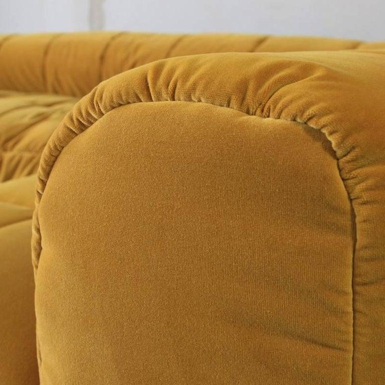 Modern Strips Sofa by Cini Boeri for Arflex For Sale
