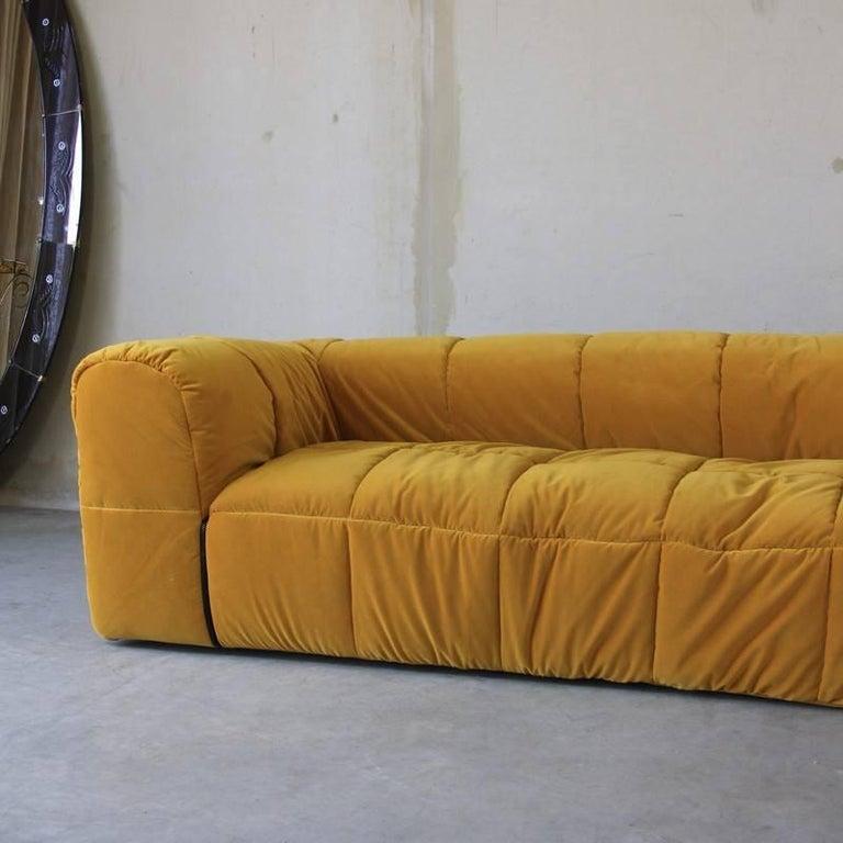 Italian Strips Sofa by Cini Boeri for Arflex For Sale