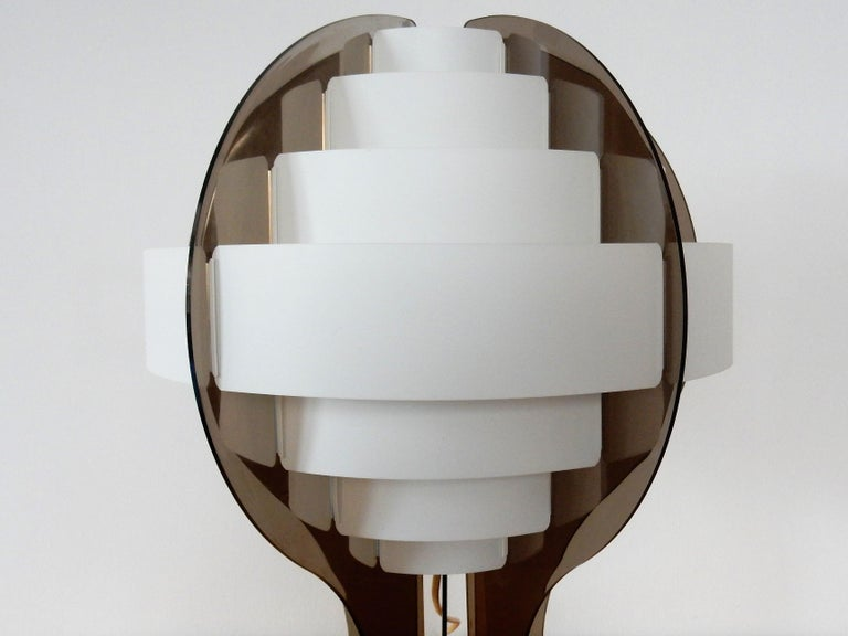 Late 20th Century Strips Table Lamps by Preben Jacobsen & Flemming Brylle for Quality System