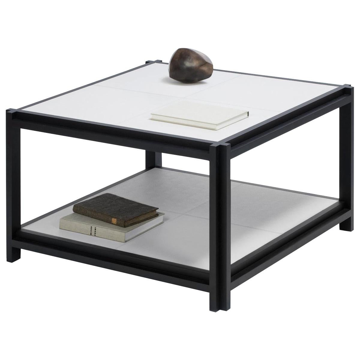 Structura 2-Level Square Coffee Table