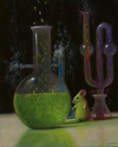 Stuart Dunkel, In the Lab