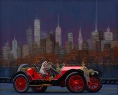 Stuart Dunkel, Trip to New York City