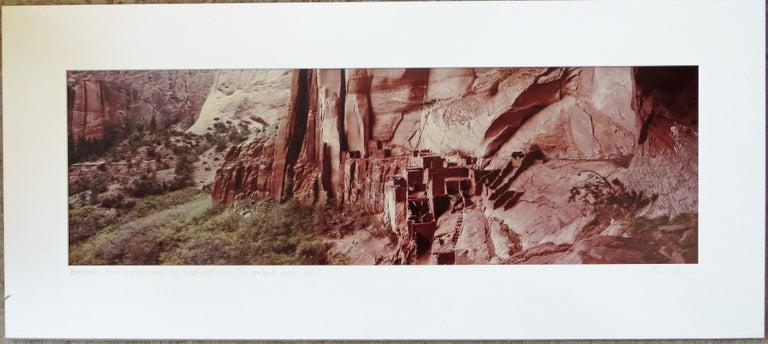 Betataken, Anasazi Places, New Mexico - Naturalistic Photograph by Stuart Klipper