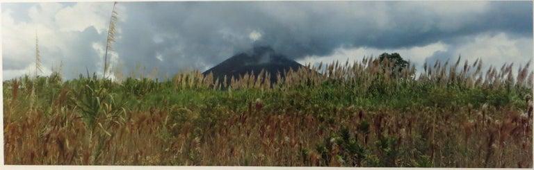 Stuart Klipper Color Photograph - Vulcan Arunel, Costa Rica