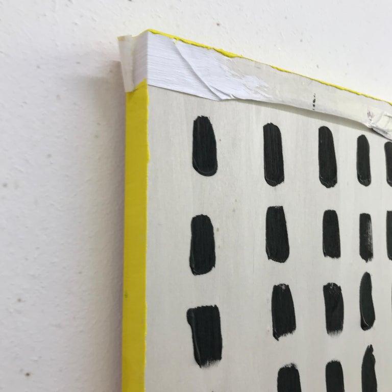 Optimism Painting I - acrylic on wood For Sale 2