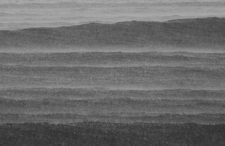 ' Seascape I '  Signed Limited Edition Oversize print - Photograph by Stuart Möller