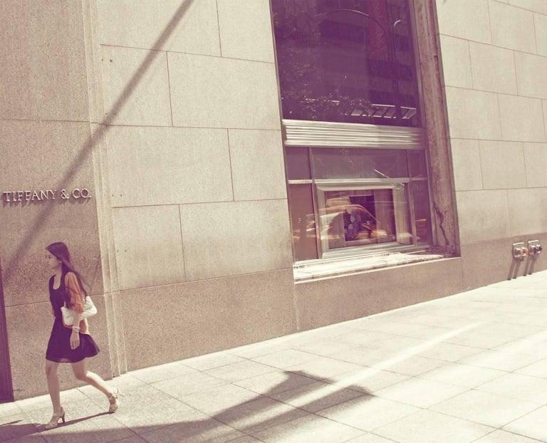 Stuart Möller Color Photograph - ' Tiffanys '  New York City - Signed Limited Edition