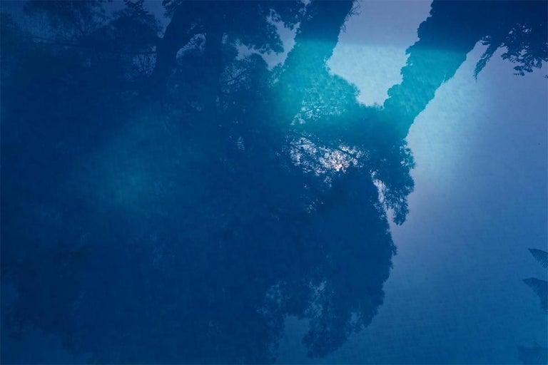 Stuart Möller Landscape Photograph - 'Blue' (SIGNED, Limited Edition)