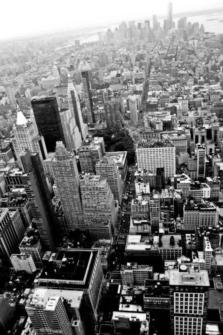 Stuart Möller Landscape Photograph - 'Manhattan Island' (Limited Edition)