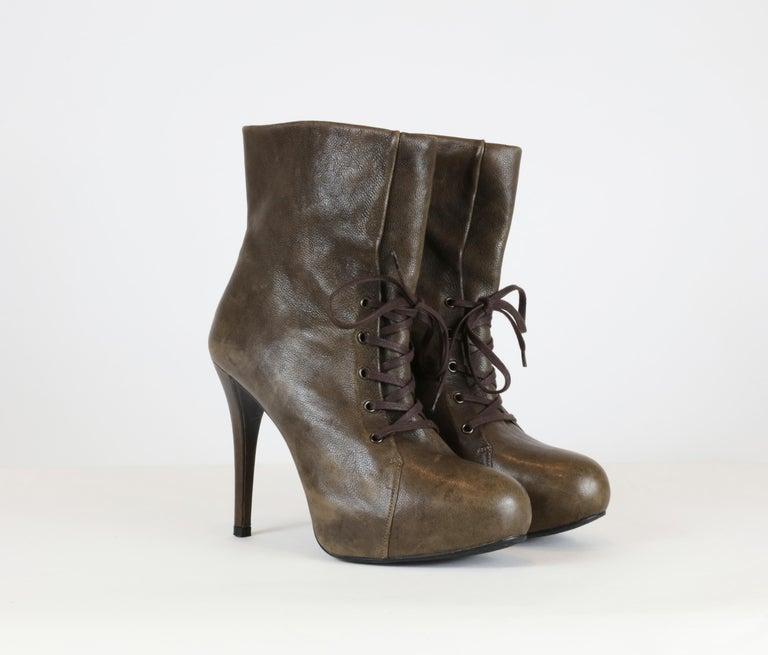 Stuart Weitzman Heel Boots Size 6