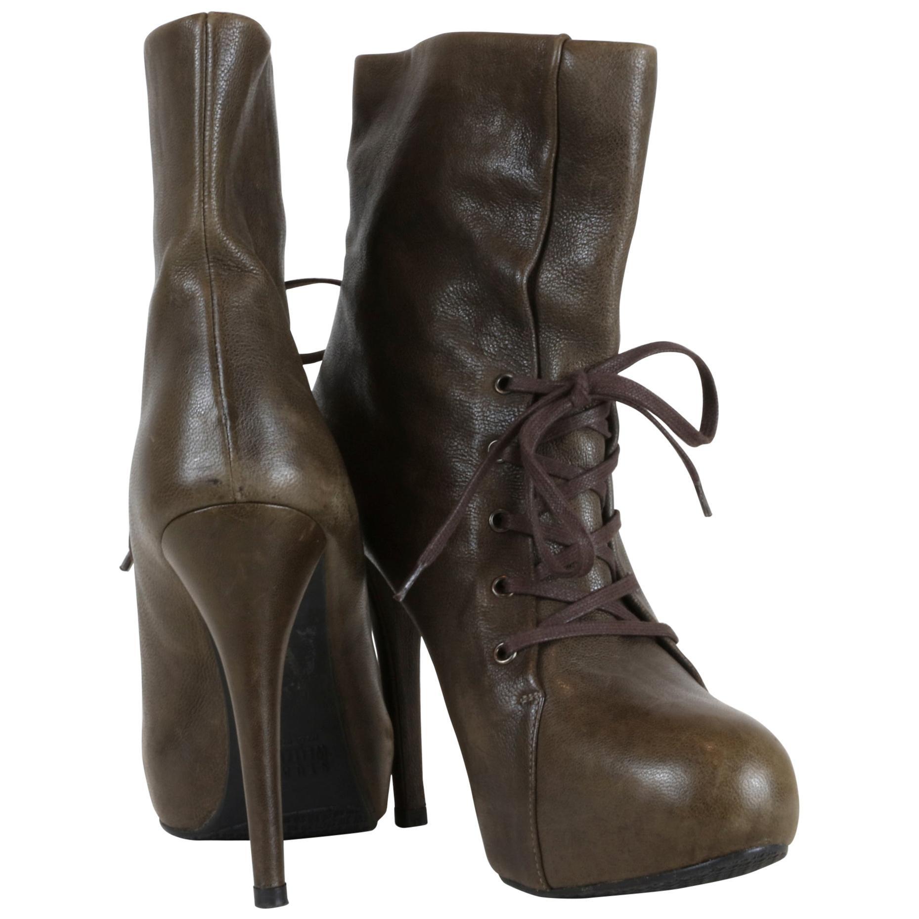 Stuart Weitzman Heel Boots