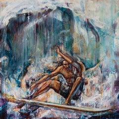 Quantum Surfer
