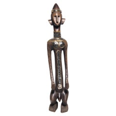 Studded Bambara Figure by Brian Stanziale
