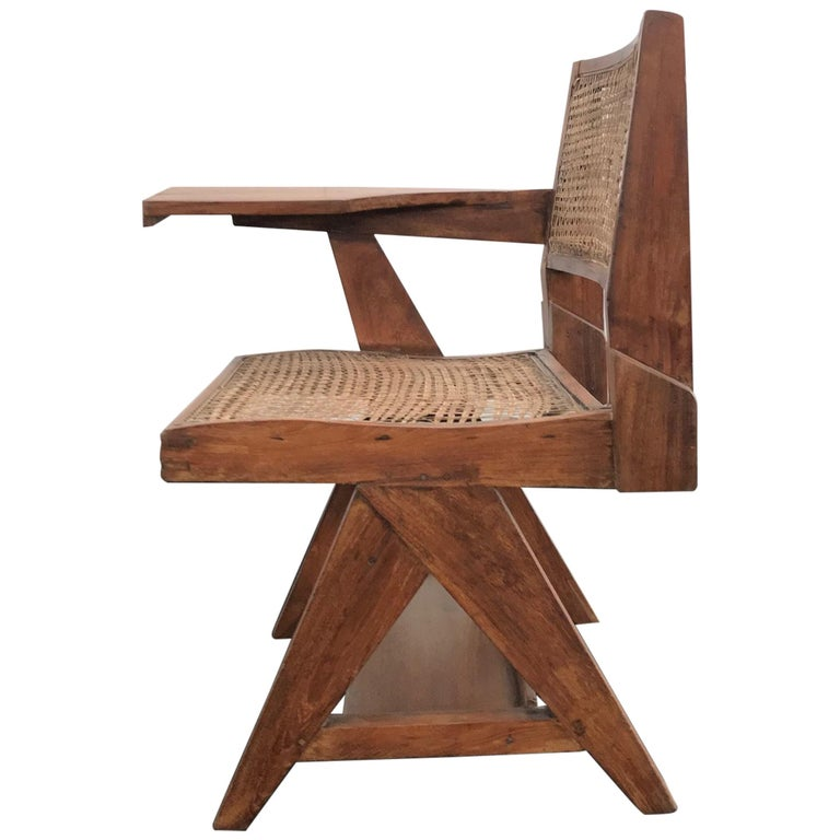Student chair by Pierre Jeanneret (1896-1967) For Sale