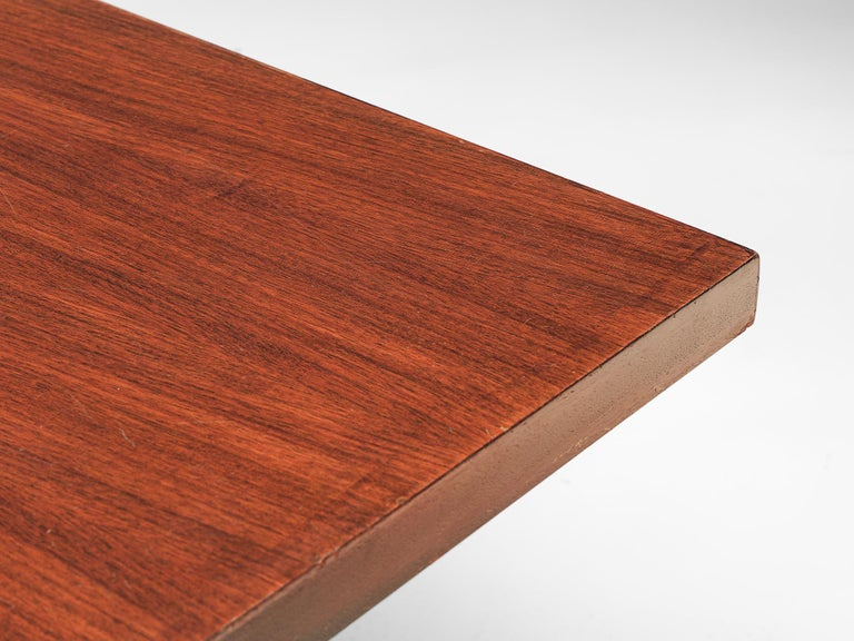 Studio BBPR 'Arco' Conference Table in Rosewood 2