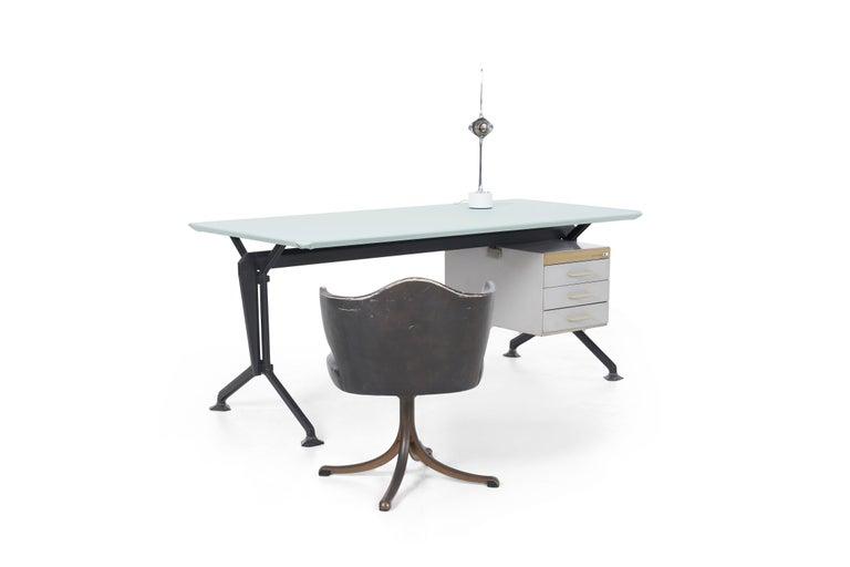 Italian Studio BBPR Desk For Sale