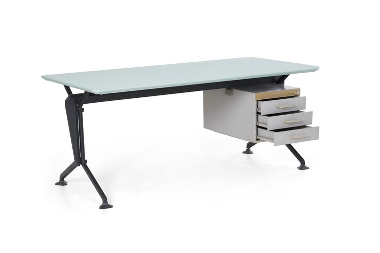 Mid-20th Century Studio BBPR Desk For Sale