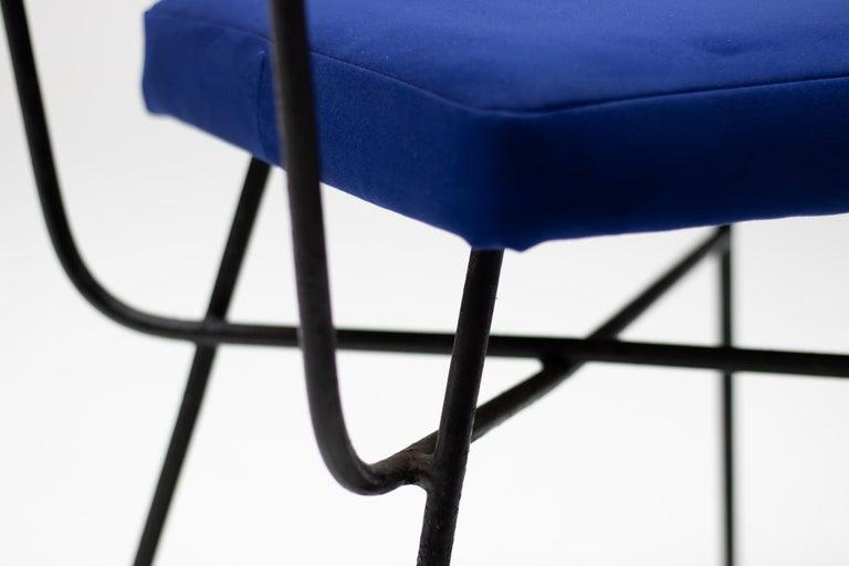 Studio BBPR Pair of Elettra Chairs by Arflex, 1954 For Sale 2