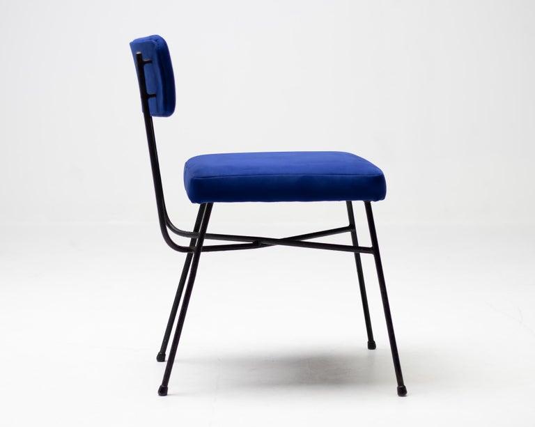 Italian Studio BBPR Pair of Elettra Chairs by Arflex, 1954 For Sale