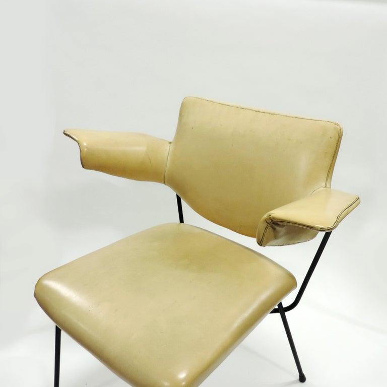 Studio BBPR Urania Armchair for Arflex, Italy, 1954 In Good Condition For Sale In Milan, IT
