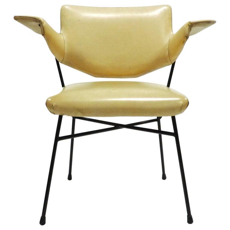 Studio BBPR Urania Armchair for Arflex, Italy, 1954 For Sale