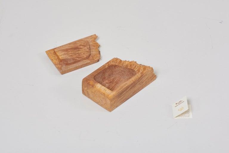 Contemporary Studio Box by American Craftsman Michael Elkan, US 'No 7' For Sale