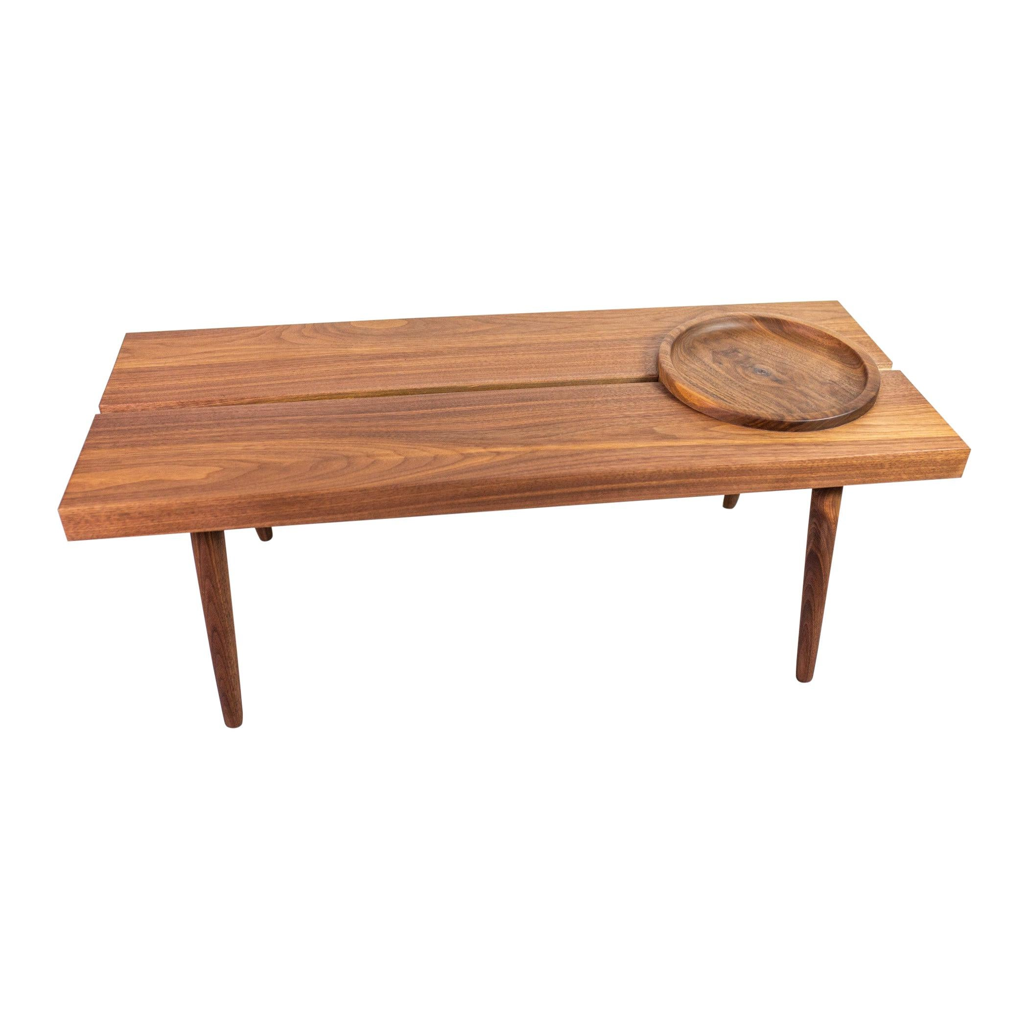 Studio Catch it All Bench or Coffee Table by Michael Rozell, USA, 2020