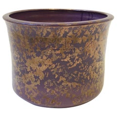 Studio Ceramic Cachepot by Gary McCloy for Steve Chase