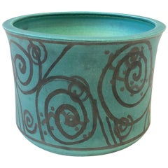 Studio Ceramic Planter by Gary McCloy for Steve Chase