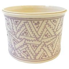 Studio Ceramic Planter by Roy Hamilton for Steve Chase