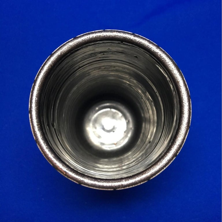 Studio Ceramic Vase by Wilhelm and Elly Kuch of Germany For Sale 2