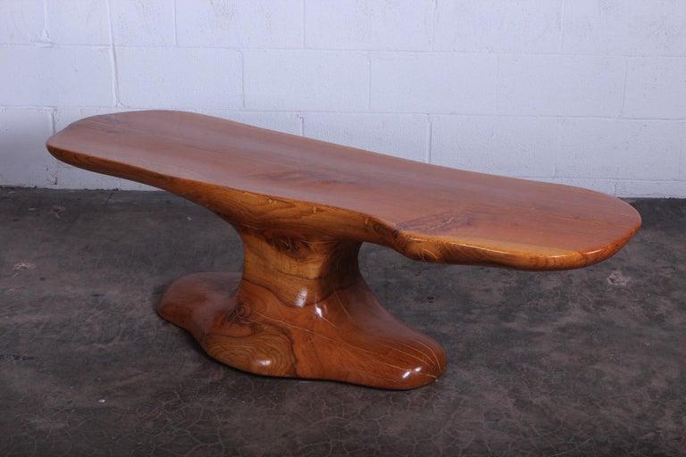 Oak Studio Craft Bench For Sale