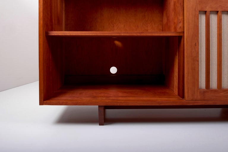 Studio Craft Cabinet by Arden Riddle, US, 1960s For Sale 5