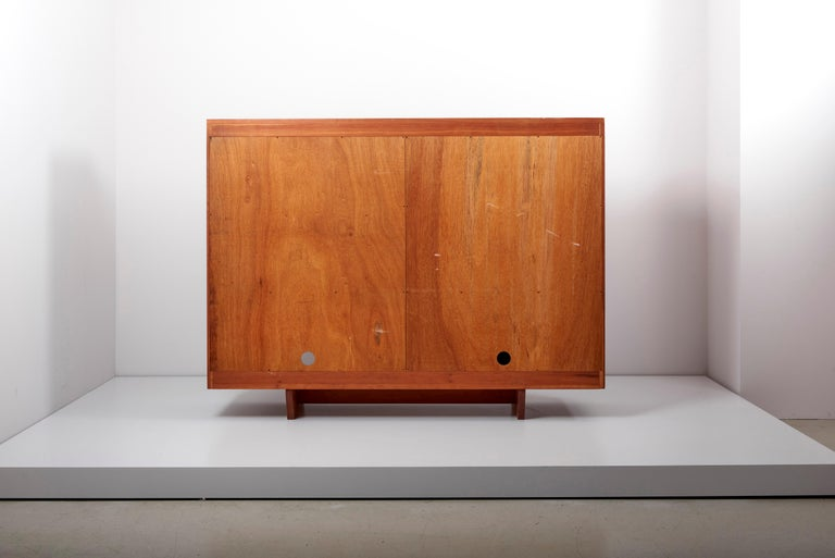 Studio Craft Cabinet by Arden Riddle, US, 1960s For Sale 12